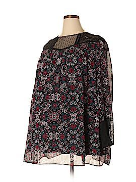 Wendy Bellissimo 3/4 Sleeve Blouse Size 2X (Maternity)