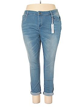 Rampage Jeans Size 22 (Plus)