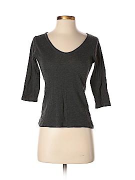 Majestic Paris 3/4 Sleeve T-Shirt Size 0 (1)