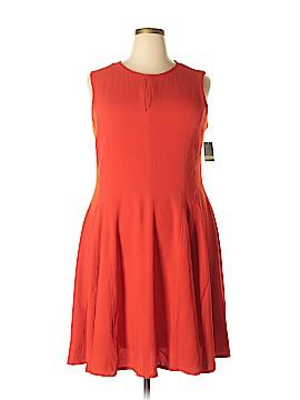 Taylor Casual Dress Size 22 (Plus)