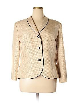 Kate Hill Silk Blazer Size 18 (Plus)