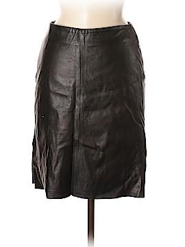 Identify Leather Skirt Size 6