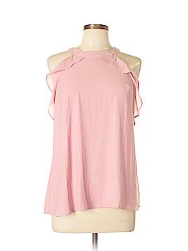 Lush Sleeveless Blouse Size XL