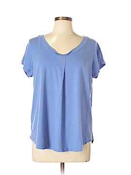 Hue Short Sleeve T-Shirt Size 1X (Plus)