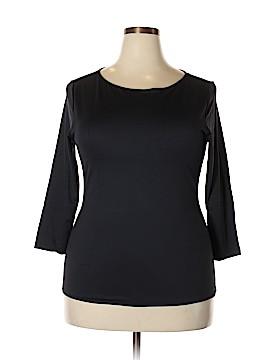 Judy P 3/4 Sleeve Top Size XL