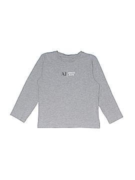 Armani Junior Long Sleeve T-Shirt Size 5