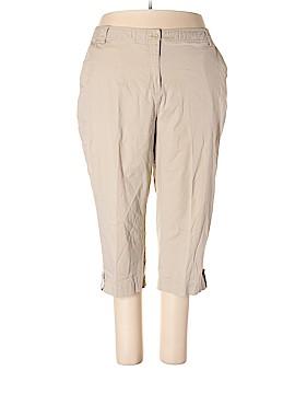 Liz & Me Khakis Size 22 (Plus)