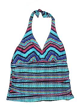 Profile Blush by Gottex Swimsuit Top Size 18 (Plus)