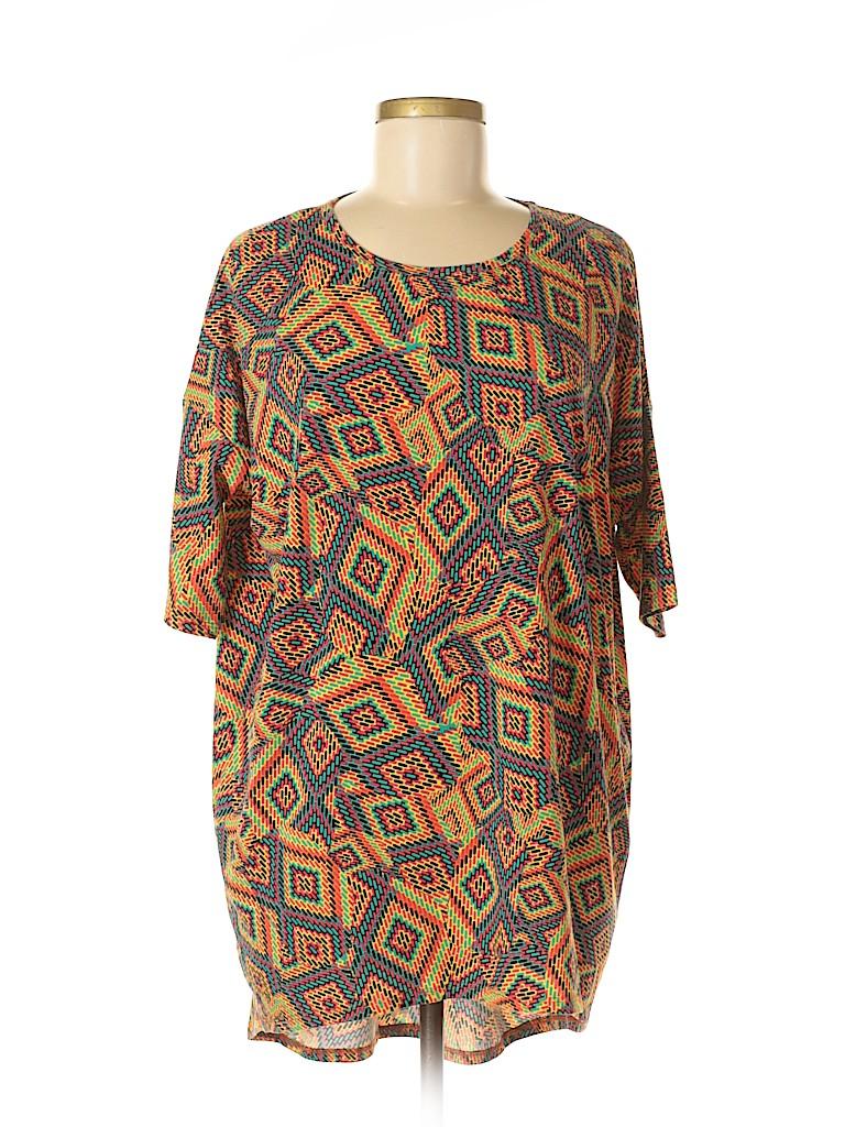 Lularoe Women 3/4 Sleeve Blouse Size M