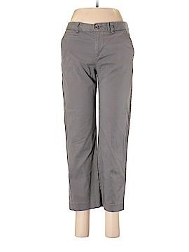 G.H. Bass & Co. Khakis Size 8