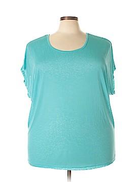 Soybu Short Sleeve Top Size 3X (Plus)