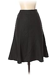 Armani Collezioni Women Wool Skirt Size 2