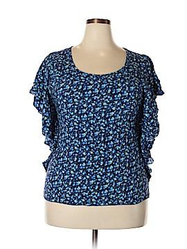 Vanity Short Sleeve Top Size XL