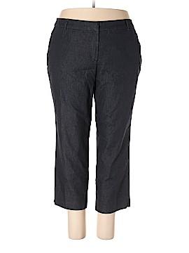 Dalia Collection Casual Pants Size 18 (Plus)
