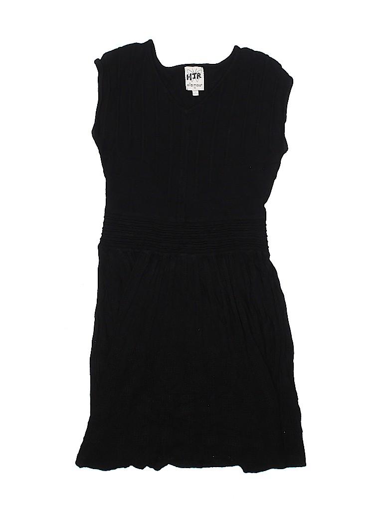c1b6a2d5bd76 Ella Moss Solid Black Dress Size 10 - 84% off