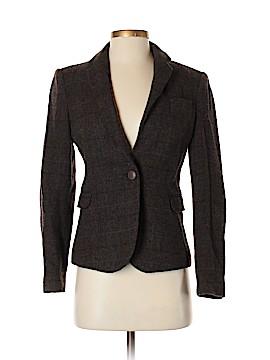 Zara Basic Wool Blazer Size M