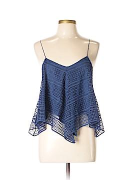 Zara W&B Collection Sleeveless Blouse Size L