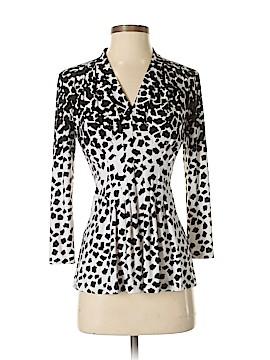 Catherine Malandrino 3/4 Sleeve Top Size XS