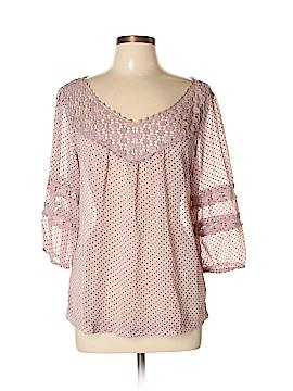 L'affaire 3/4 Sleeve Blouse Size M