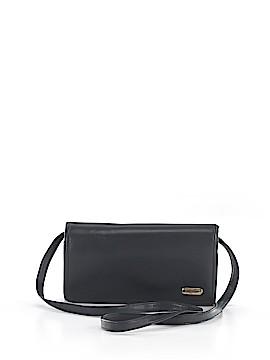 Kathie Lee Leather Crossbody Bag One Size