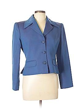 Linda Allard Ellen Tracy Wool Blazer Size 10 (Petite)