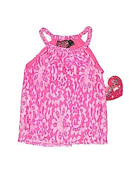 Walmart Sleeveless Blouse Size 4