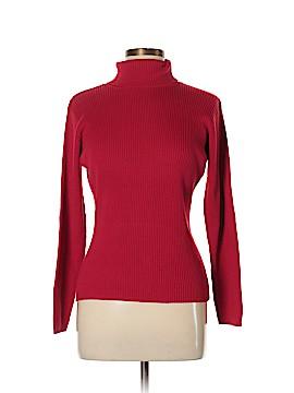 Signature Turtleneck Sweater Size L