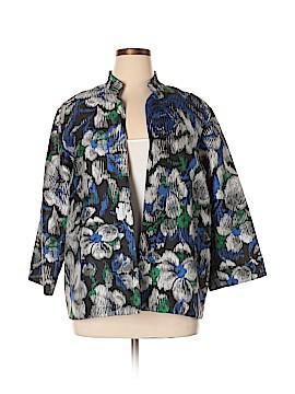Chico's Silk Blazer Size XL (3)