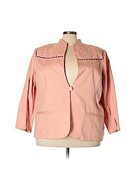 Maggie Sweet Jacket Size 3X (Plus)