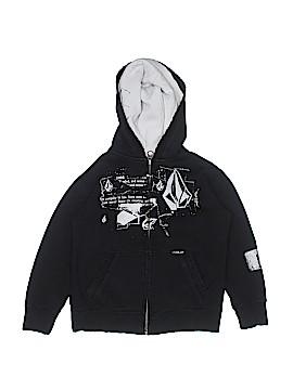 Volcom Zip Up Hoodie Size M (Kids)
