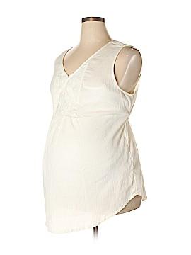 Liz Lange Maternity Sleeveless Blouse Size XL (Maternity)