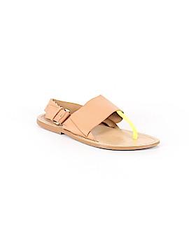 Zara Basic Sandals Size 38 (EU)