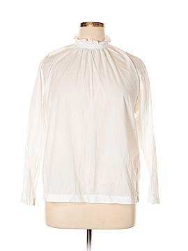 Uniqlo Long Sleeve Blouse Size XL
