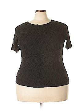 Jonden Short Sleeve Top Size 3X (Plus)