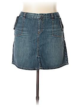 Tommy Hilfiger Denim Skirt Size 20 (Plus)