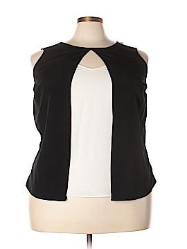 Jones Studio Sleeveless Blouse Size 1X (Plus)