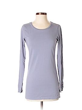 Velvet Long Sleeve T-Shirt Size 2