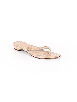 Talbots Flip Flops Size 5
