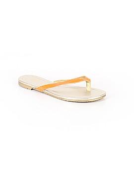 Talbots Flip Flops Size 5 1/2