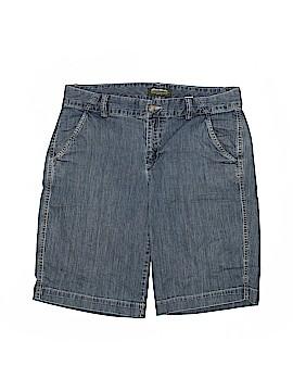 Eddie Bauer Denim Shorts Size 10
