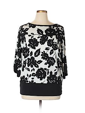 Jessica London Short Sleeve Blouse Size 14