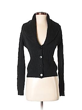 Ralph Lauren Black Label Cashmere Cardigan Size XS