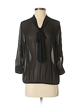 Belle Du Jour Long Sleeve Blouse Size S