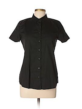 Dickies Short Sleeve Button-Down Shirt Size L