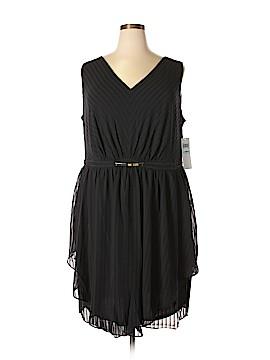 London Times Casual Dress Size 14 (Plus)