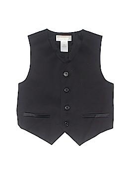 Janie and Jack Tuxedo Vest Size 3
