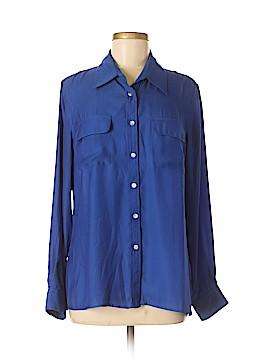 Hanna G. Long Sleeve Blouse Size M