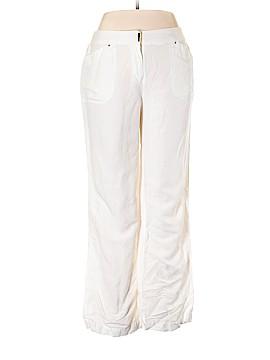 JM Collection Linen Pants Size M