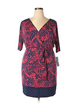 Sangria Casual Dress Size 22 (Plus)