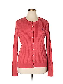 Ralph Lauren Sport Cardigan Size XL